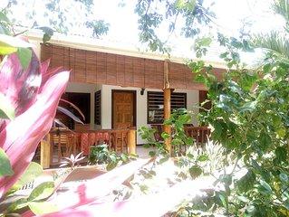 Bungalow Koko Sek - Le Cocotier du Rocher. 5mn de la plage, calme, accès facile
