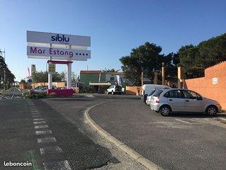 Mobil home 4/6 personnes * * Canet-en-Roussillon