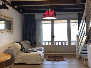 Appartement cosy aux Angles avec vue sur Lac