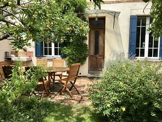 B&B Bio Confortable,Calme,Jardin,Parking,Proche Centre historique de Toulouse