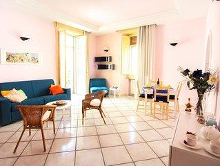 In Casa Vacanze ma come a Casa tua,al centro di tutto,tra Pompei Paestum  Amalfi