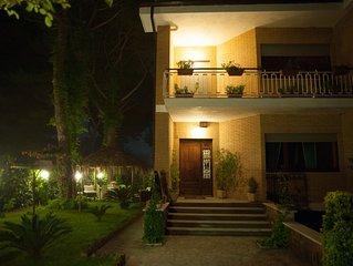 Splendida Villa a 300 mt dal mare/ Beautifull Villa 300mt from the beach