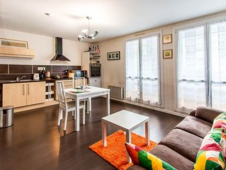 Agreable appartement bien equipe de 34m2 a Brest en plein coeur de Lambezellec