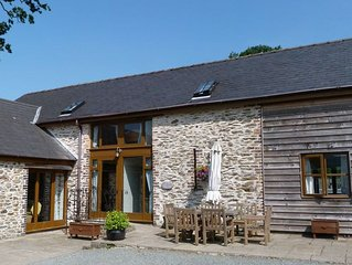 Lovely barn conversion combining modern comforts with character features such as