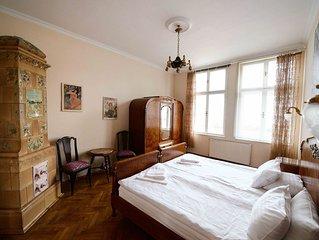 Historical Family Nest in Lviv City Centre