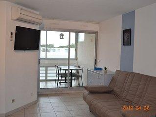 Location appartement  4 personnes a Canet en Roussillon