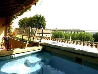 Appart Avignon centre Jacuzzi / Terrasse / 3 chambres / 2 salles de bains