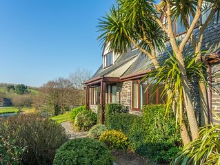 The Nineteenth is a traditional four bedroom house overlooking Roserrow lakes.