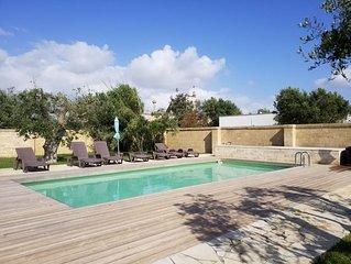 Nardo: Maison avec jardin  Parc Naturel Regional du Salento Porto Selvaggio