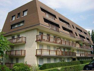 HOULGATE (Calvados) appartement 2 pièces proche de la plage