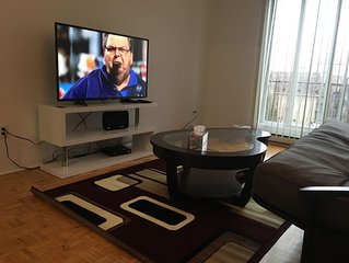 Treasure appartement for your trip , 10 minutes' drive to montreal downtown