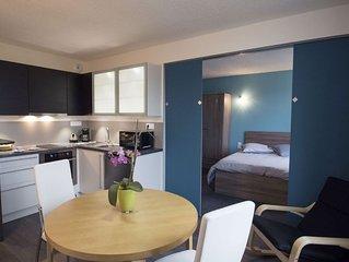 Appartement moderne à Saint Dyé sur Loire proche Chambord tout confort