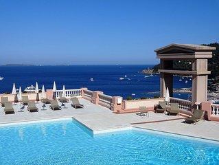 Luxueux 2 Pièces à Théoule Sur Mer - Vue Exceptionnelle !