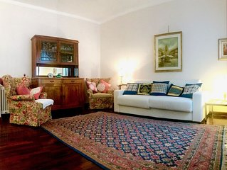 Da Vinci Verona, elegante appartamento in Borgo Trento, 120 m², posto auto