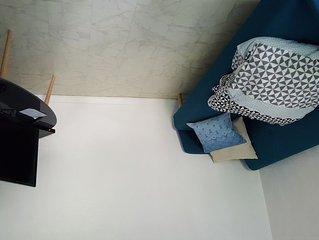 Appartement dans résidence face Nausicaa 63 m2.