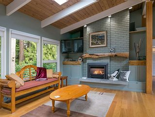 West Coast Contemporary Home - Central Lonsdale/Westview