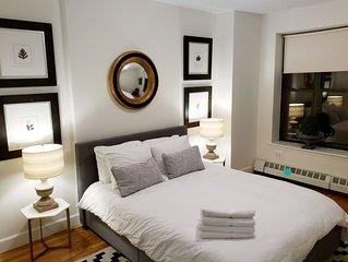 NEW LISTING-  Harlem steps to Central Park large 4 bedroom apartment