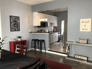 Spacious and Modern Downtown Home in Popular Fountain Square!