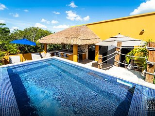 4 Bedroom Villa with Pool Terrace - KASA Feliz