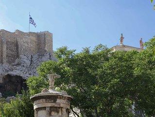 Τhea's Residency apartement at Acropolis