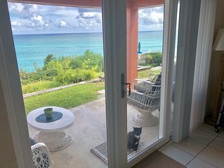 Private Beach and Pool - Cliffs of Marley - Studio - Halfway to heaven -