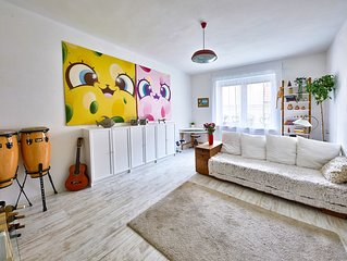 Pikachu's Gallery - Apartment in historical old town Bratislava