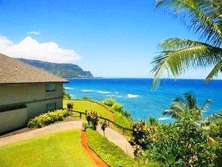 Superb Ocean View Villa w/ Wonderful Views in Princeville!