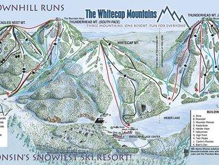 Chateau On The Mountain! Ski IN/OUT at White Cap Ski Resort. Mountain  Meadow 6