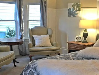 Beautiful Luxury Victorian Home Near SF, Beach,OAK