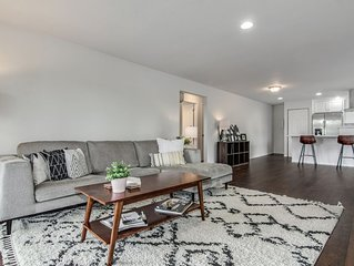 Newly Remodeled, East of Market Penthouse