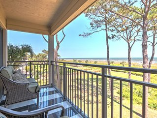 5 star rating / Awesome 180 Degree Ocean Views / Steps to beach
