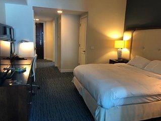 Ocean View Deluxe Junior Suite w/ King Bed