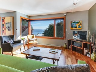 Stunning Mid-century View Home in Upper Rainier Beach