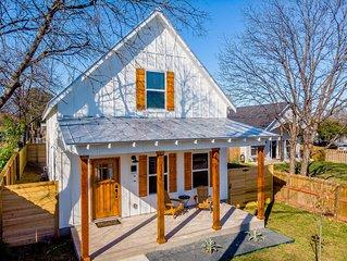 SA Urban Farmhouse + Mins to Pearl & River Walk ~
