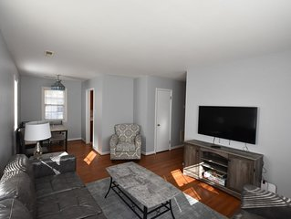 3 Bedroom, 1 Bath, Full Kitchen with Laundry,