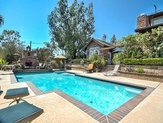 Fallbrook Tuscan Villa Oasis!