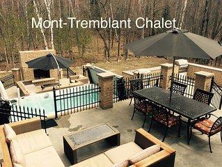 5* Cozy Chalet Mont Tremblant