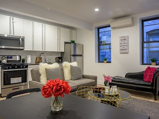 Stunning 4 BED 2 BATH Duplex Brand New Best NYC neighborhood