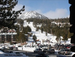 Welcome Back to the Sierras.  We are Clean and Beautiful!
