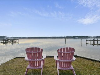 Waterfront Rental on Fishing Creek, Cambridge, MD
