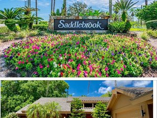 Saddlebrook Resort, vacation in luxury!