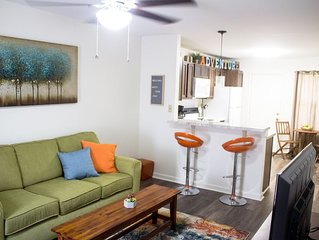 CLEAN AND COMFY Conway TownHome!