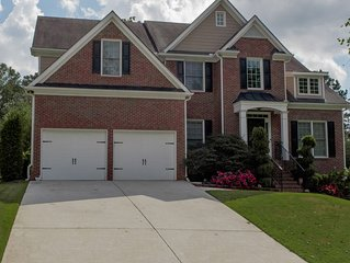 Wonderful stay at modern 4BR home minutes from everything you desire.
