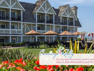 Luxurious 1 bedroom, 1 bath condo - Carlsbad Inn Beach Resort!  Best Rates!