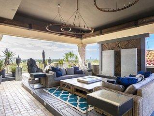 Upscale Penthouse in Dorado Beach, Ritz Carlton Reserve: Beaches & Golf Paradise