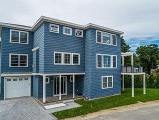 New House on Bayview Beach