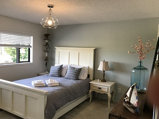 Oceanview home- Cowichan Valley, Oasis away from home