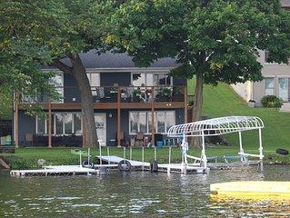 Charming Twin Lakes Home on Lake Elizabeth