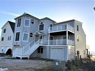 Oceanfront House near Chincoteague Island