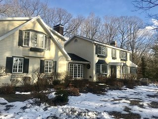Minutes from Manchester Village/Center; near Stratton and Bromley Mtns